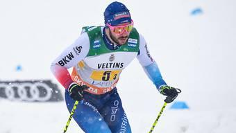 Starker Auftritt von Jason Rüesch und seinen Teamkollegen: Die Schweizer Langlauf-Staffel lief in Lahri auf den 2. Platz