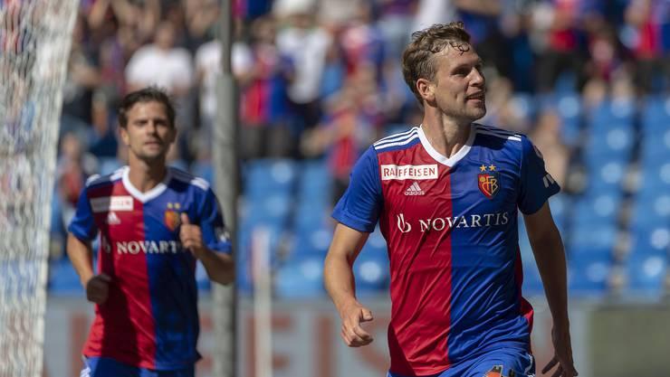 Das Hinspiel gegen Sion konnte der FC Basel mit 3:2 für sich entscheiden.