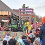Gäuer Fasnachtsumzug in Neuendorf 2019