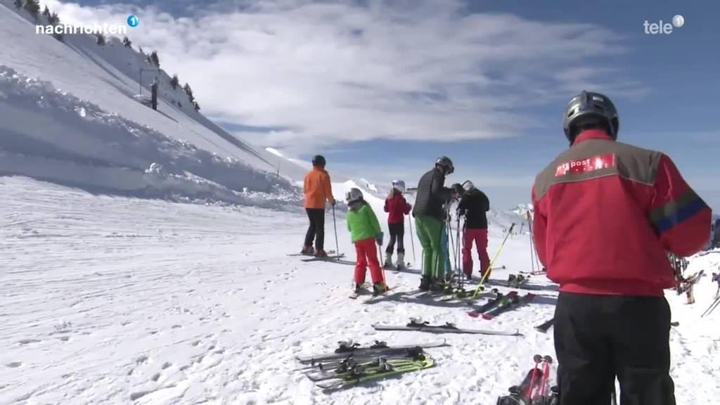Skigebiete in SZ öffnen früher