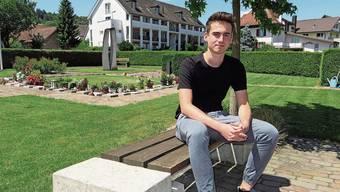 Jeffrey Knaus wird sicher bis Ende der Amtsperiode 2022 Kirchenpfleger bleiben.