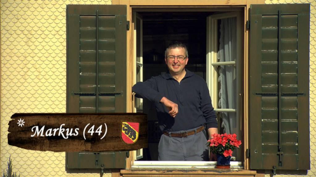 BAUER, LEDIG, SUCHT... ST12 - Portrait Markus H (44)