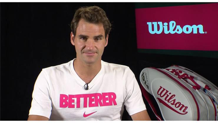 Roger Federer fühlt sich bereit fürs US Open.