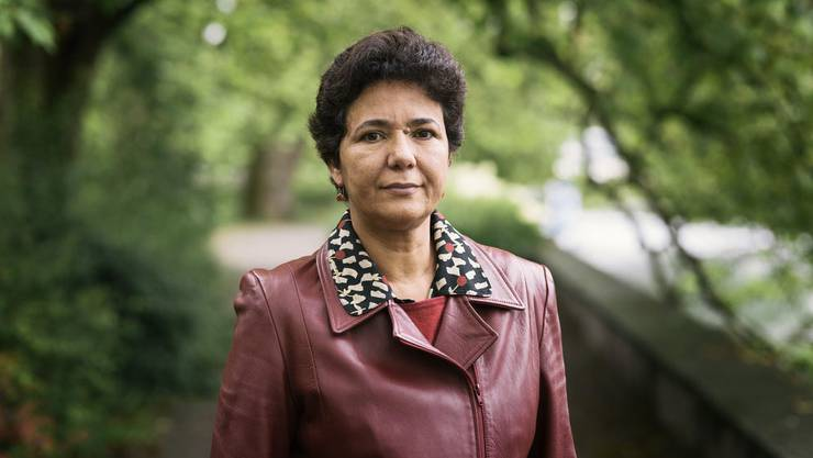 Die muslimische Menschenrechtlerin Saïda Keller-Messahli.