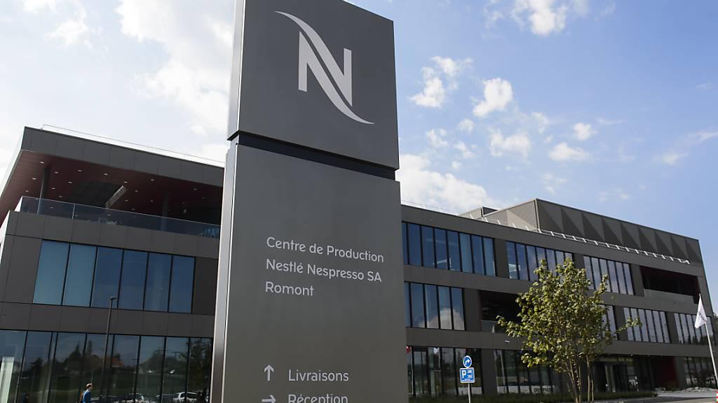Nespresso schafft 300 neue Arbeitsplätze in Romont