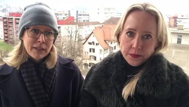 """Susanne Porchet und Liliane Hagen setzten sich aktiv für den Erhalt der Buche ein: """"Wir sind hoffnungsvoll"""""""