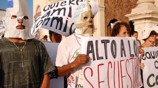 Proteste gegen Gewalt in Mexiko