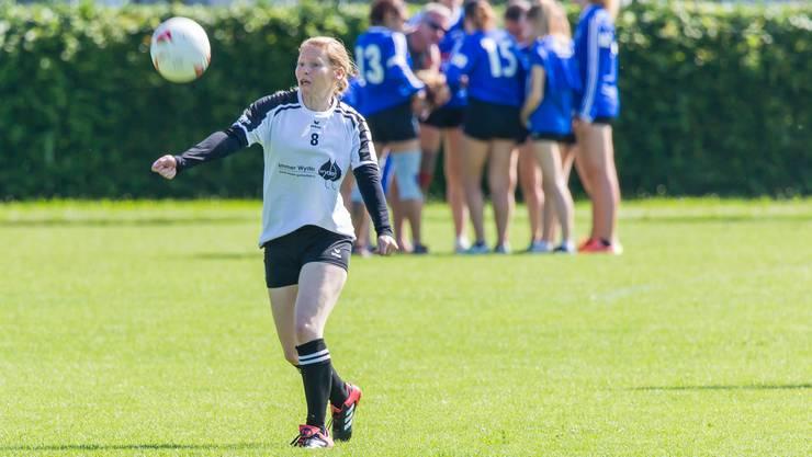 Melanie Lässer und ihre Teamkolleginnen mussten am letzten Spieltag zwei Niederlagen einstecken.