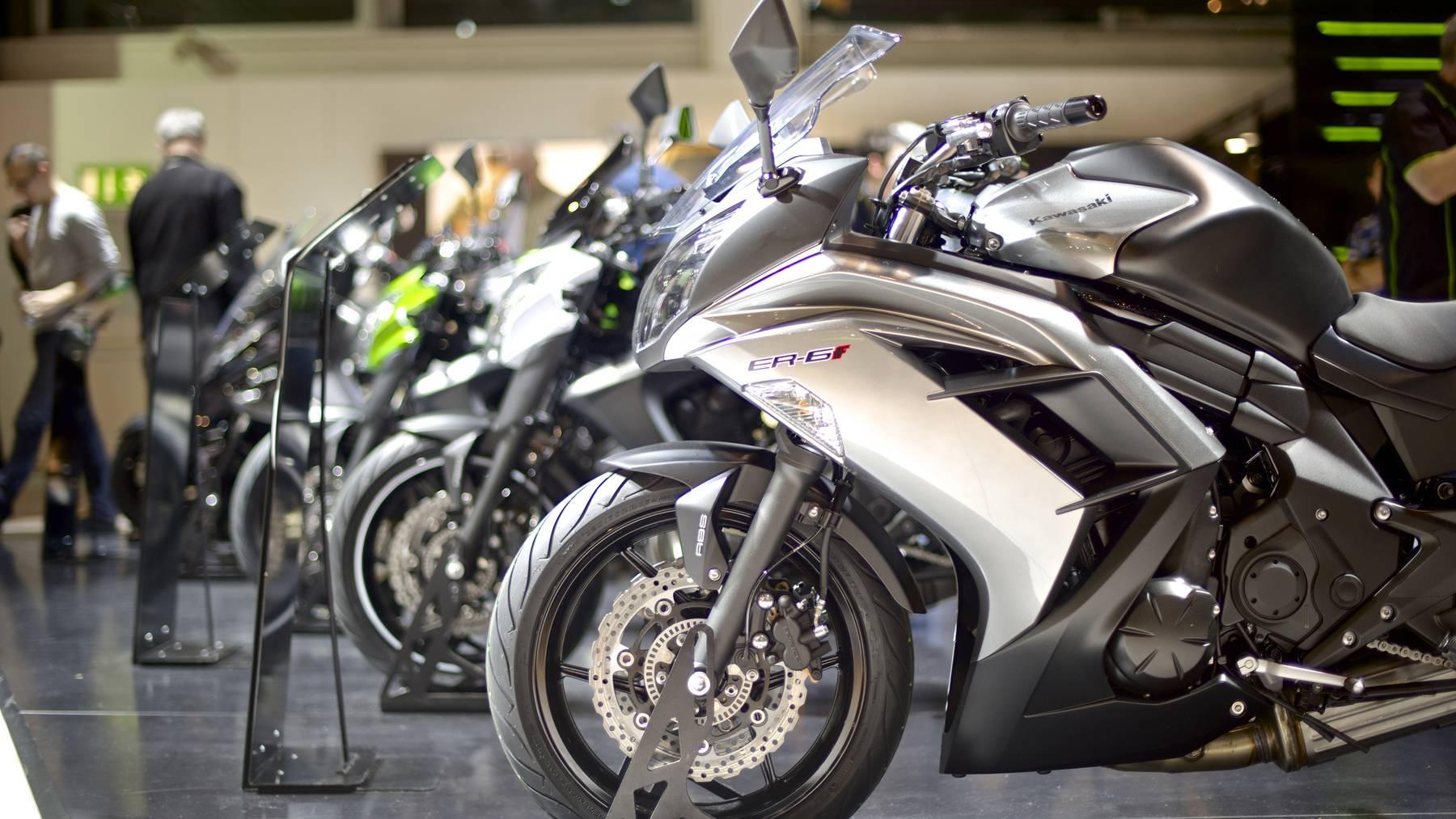 Das sind die Motorrad-Trends 15