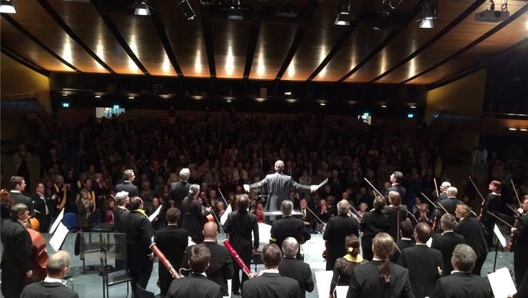 Die Weiterexistenz des Sinfonie Orchesters Biel Tobs ist gefärdet