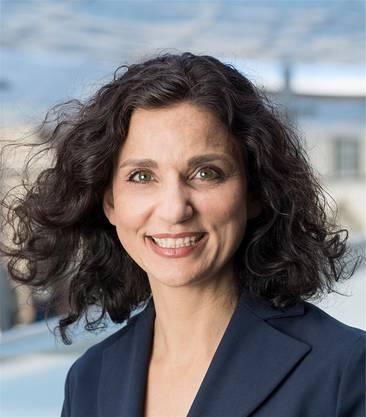 Gabriela Suter, Präsidentin SP Aargau: «Es ist erfreulich, dass wir trotz der grünen Welle dazugewinnen können.»