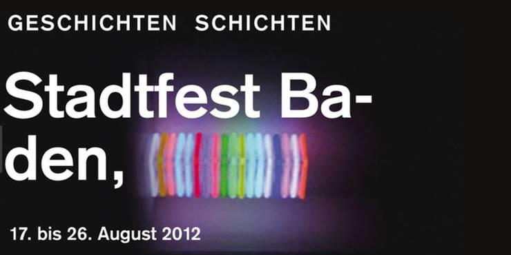 2012: «Geschichte schichten» lautete das Motto des «Stadtfests». Fast 1 Million Menschen feierten.