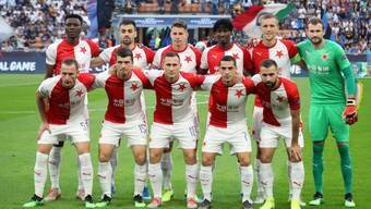 Slavia Prag auf dem Weg zur Überraschung in Mailand