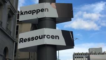 Das Budget der Stadt Aarau ist in Gefahr: Zu stark divergieren die politischen Ziele.