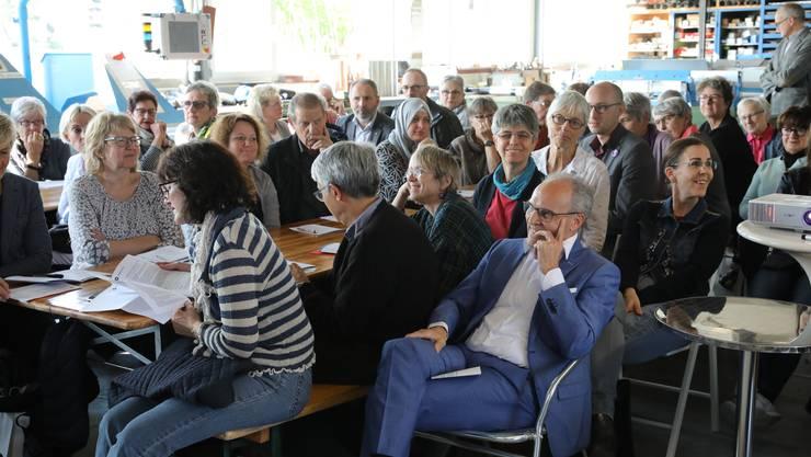 Generalversammlung 2019 der Krebsliga Solothurn