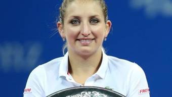 Bacsinszky stösst nach ihrem Final-Einzug in Peking in die Top Ten vor