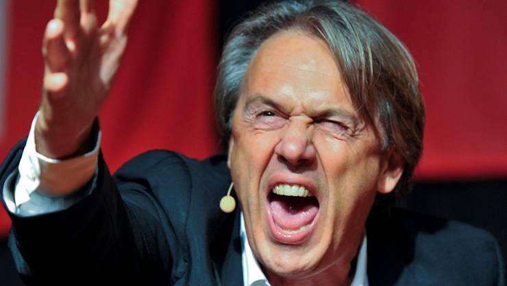 Comedian Massimo Rocchi über die italienischen Wahlen