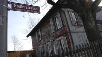 Die Anlaufstelle an der Hodlerstrasse 22 in Bern ist nur am Neujahrstag geschlossen. Foto: Hanspeter Bärtschi