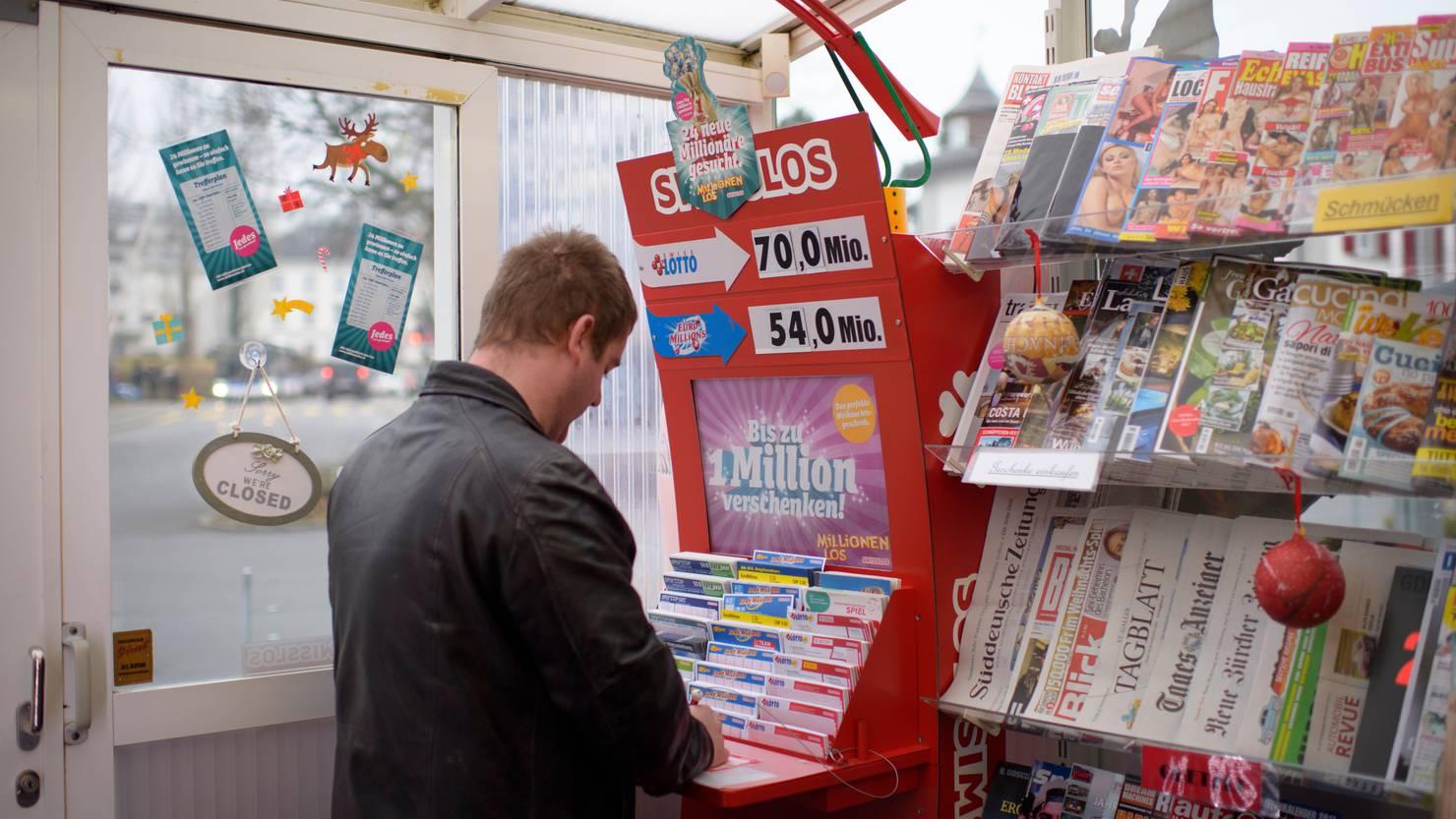 Wer Hat Schon Mal Im Lotto Gewonnen