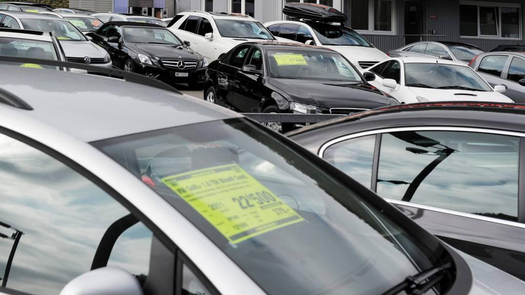 Im April wurden 68 Prozent weniger Autos neu in den Verkehr aufgenommen als noch im Vorjahr.