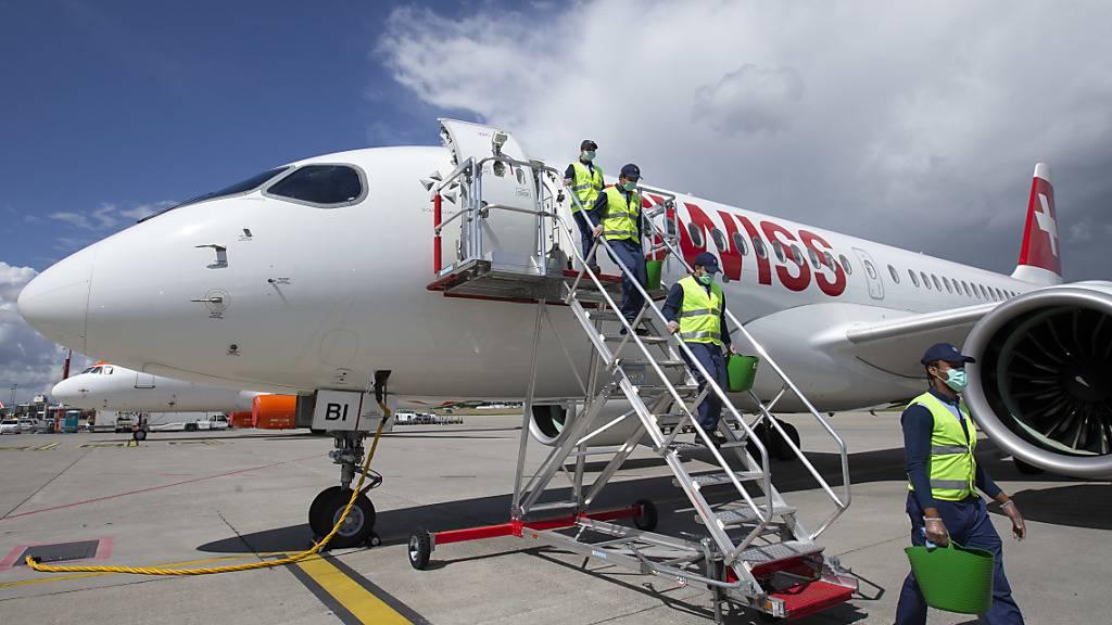Swiss zahlt Manager-Boni für 2019 aus