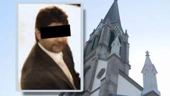 Kirchenschänder in flagranti erwischt – Dieser 44-jährige Italiener ist für Freiämter Anschlagserie verantwortlich