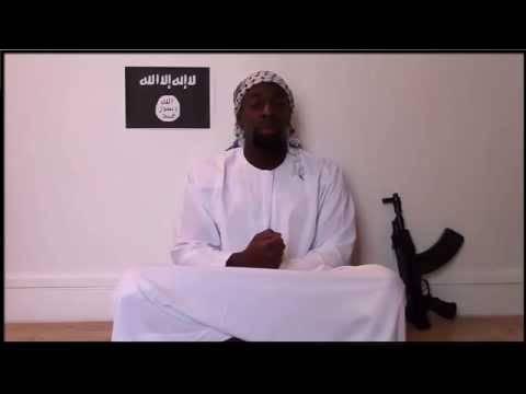 Ausschnitte aus dem mutmasslichen Bekenner-Video von Amedy Coulibaly