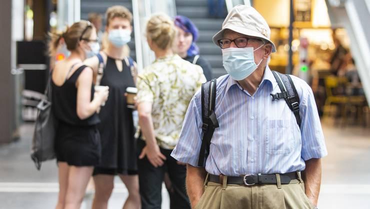 Schutzmasken gehen mitunter ins Geld.
