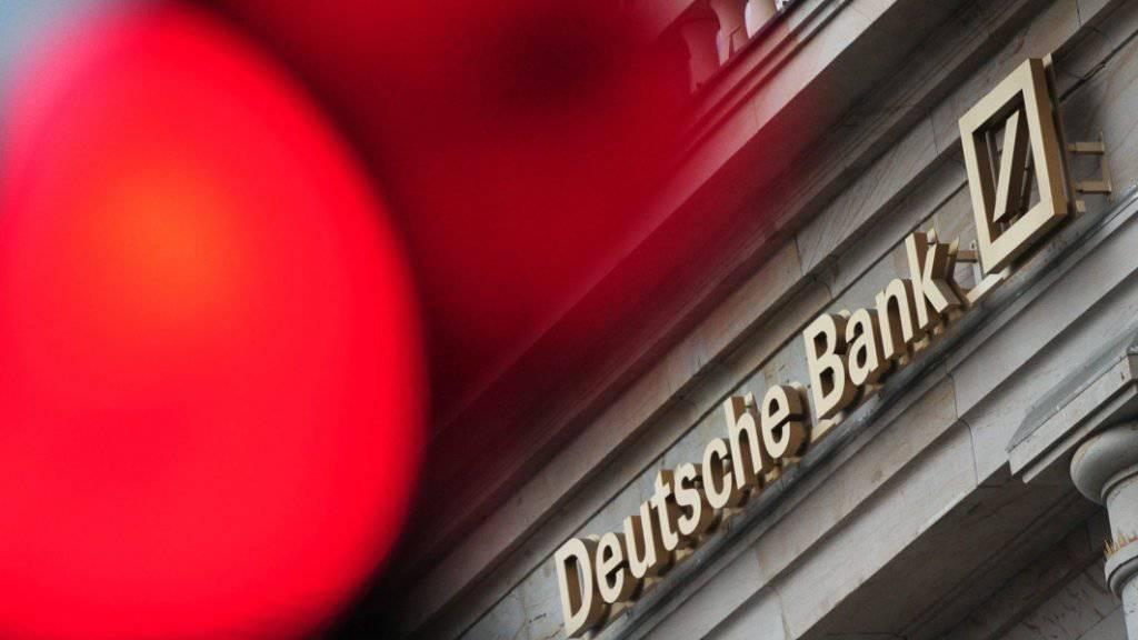 Zum zweiten Mal in Folge beim Stresstest durchgefallen: US-Tochter der deutschen Bank. (Symbolbild)