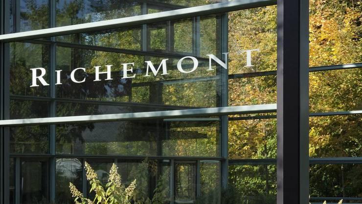 Der Luxusgüterkonzern Richemont hat im ersten Halbjahr seinen Umsatz um 10 Prozent gesteigert.