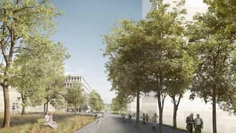 Der ETH-Campus wird urbaner