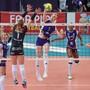 Auf die Volleyballerinnen von Volero Zürich wartet wieder Istanbul