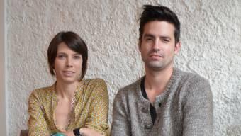 Die Tuchlaube-Besitzer Martina Ganz (links) und Thomas Garcia haben vom Lebensmittelinspektorat nur gute Noten kassiert. (jam)