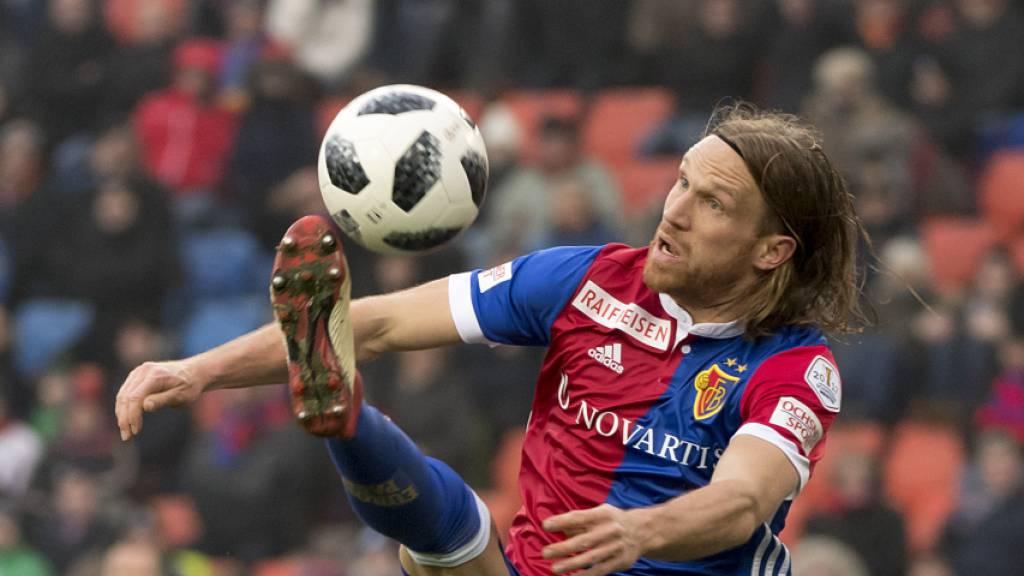 Michael Lang kehrt zum FC Basel zurück