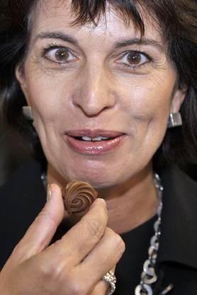 Doris Leuthard, Bundespräsidentin