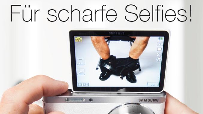 Das Berner Fotogeschäft Zumstein offerierte Nationalräten im Zuge der Affäre um Geri Müller eine Samsung-Digitalkamera zum halben Preis.