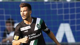 Joker Goran Karanovic avancierte für St. Gallen zum Matchwinner