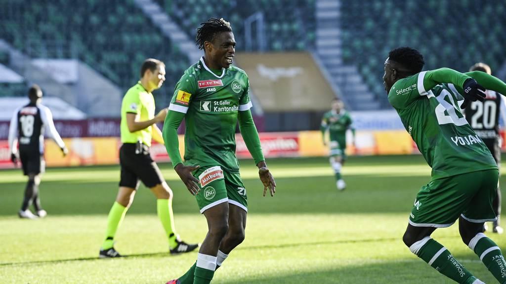 St.Gallen steht im Viertelfinale – Luzern trifft am Dienstag auf Lugano