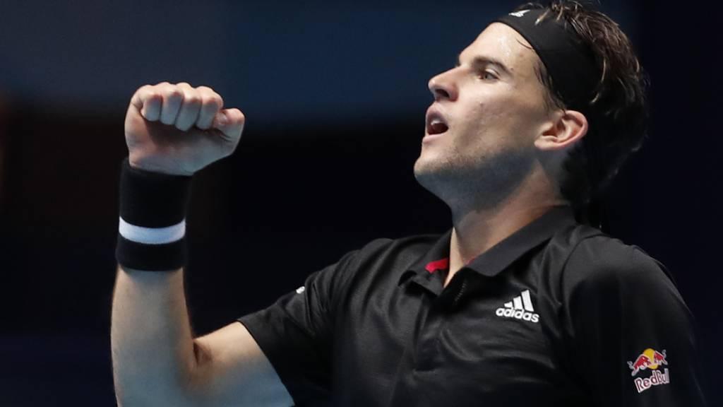 Thiem schlägt Nadal und steht im Halbfinal – Tsitsipas schlägt Rublew