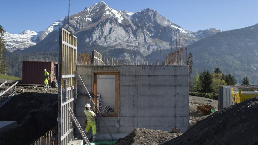 Baugewerbe leidet unter Coronakrise: Umsatz und Aufträge brechen weg