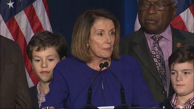 Demokraten erobern Repräsentantenhaus