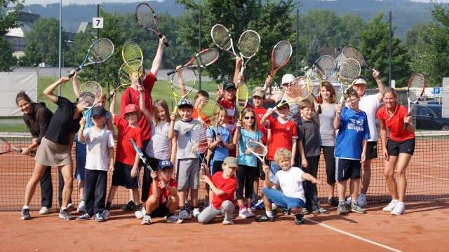 J + S Kidskurse Tennisclub Wohlen Niedermatten