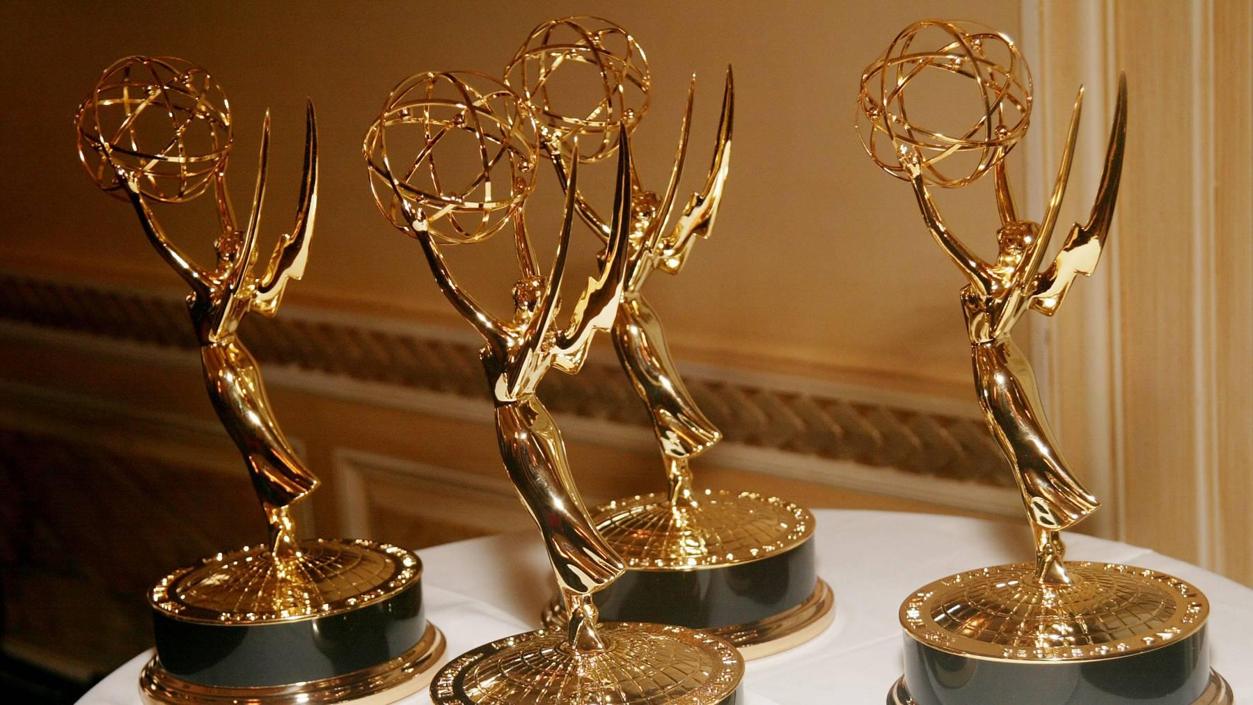 Die Emmys sind die begehrtesten Fernsehpreise der USA.