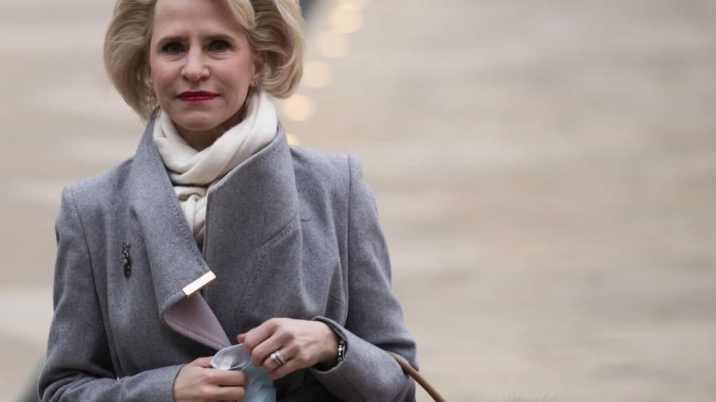 Liechtensteins Ex-Aussenministerin beteuert Unschuld