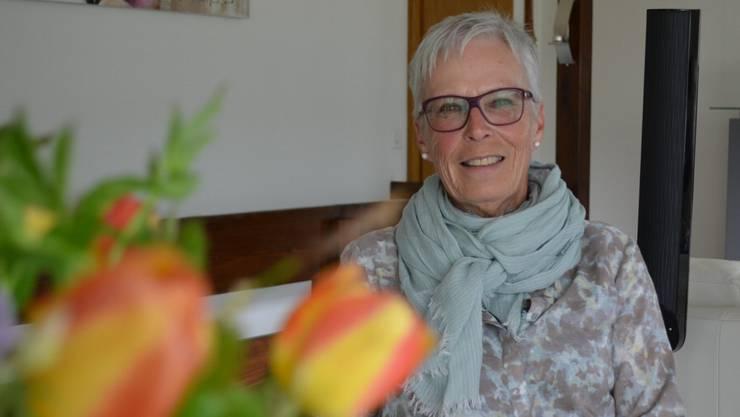 Sonja Bobst aus Matzendorf geht noch heute gerne in die Selbsthilfe-Gruppe.