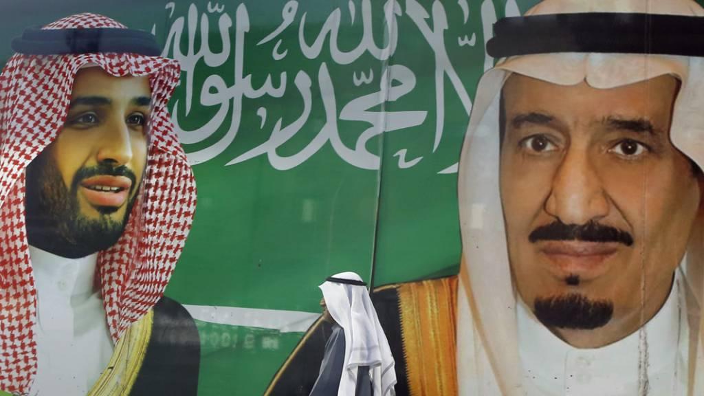 Saudi-Arabien will Etat mit «schmerzhaften» Massnahmen sanieren