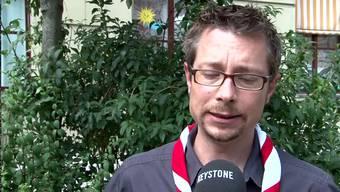 Geschäftsführer der Pfadibewegung Schweiz, Rolf Birchler, zu den getroffenen Notfallmassnahmen und der weiteren Betruung der Lagerteilnehmer.