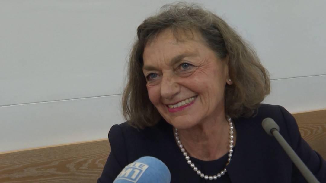 Das ist die neue Aargauer Grossratspräsidentin