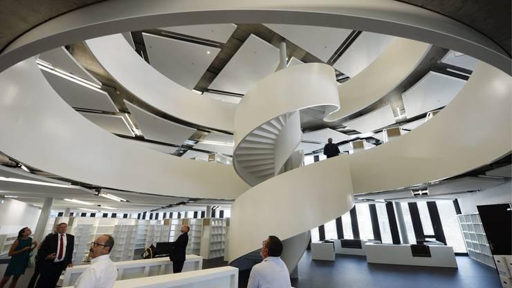 Die Fachschule Nordwestschweiz hat das schweizweit einzigartige Projekt SwissUpStart ins Leben gerufen.