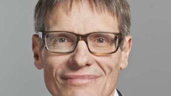 CSP-Nationalrat Karl Vogler reichte die dringende Motion ein. (Archiv)
